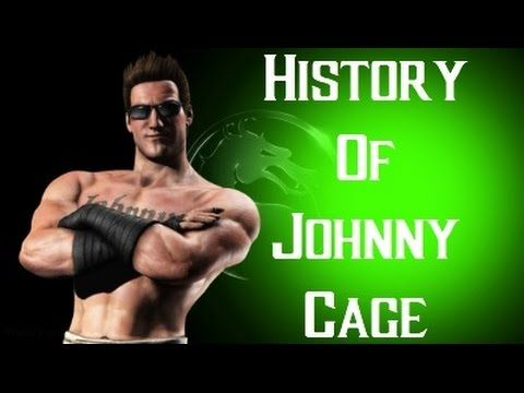 History of Johnny Cage Mortal Kombat X