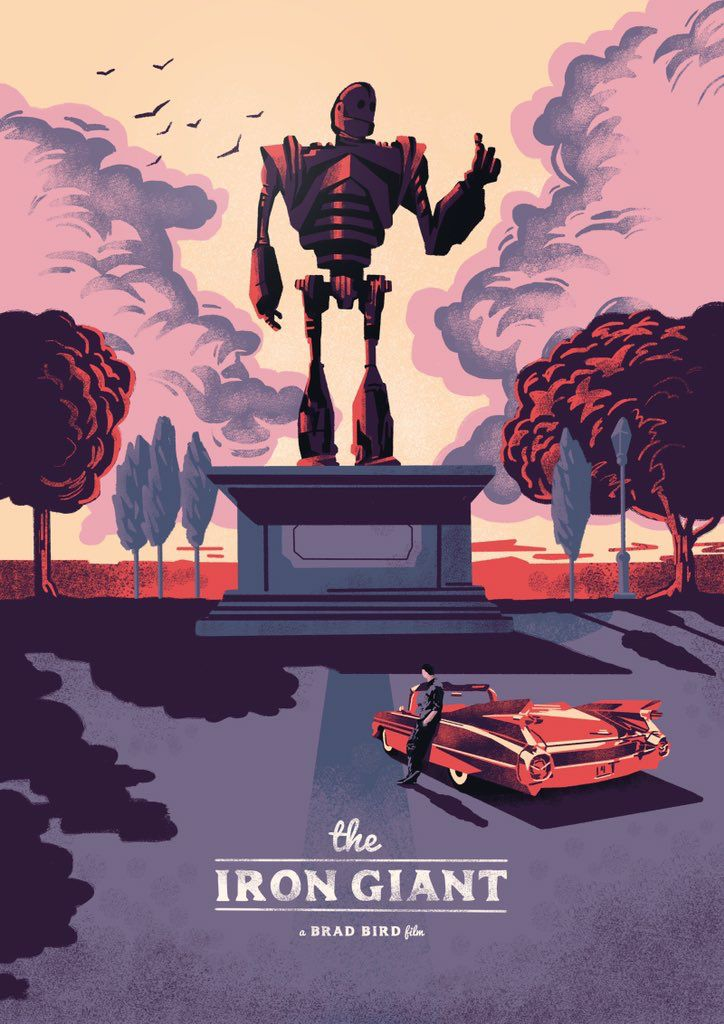 114 best The Iron Giant images on Pinterest | Iron, Robotics and Robots