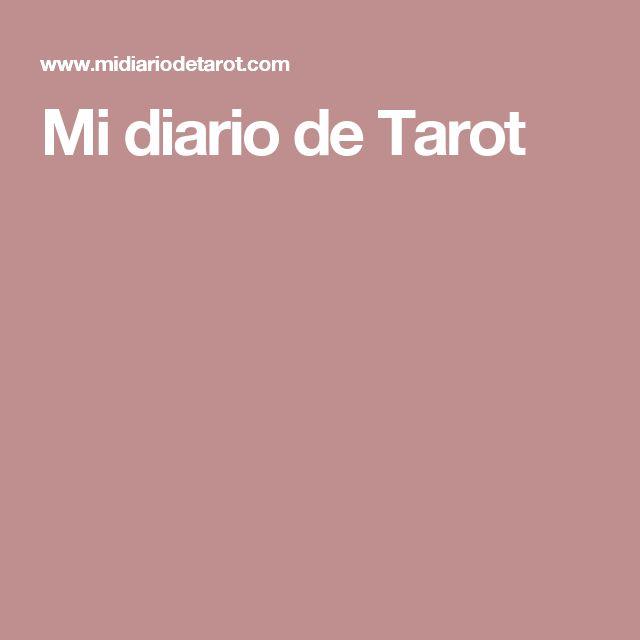 Mi diario de Tarot