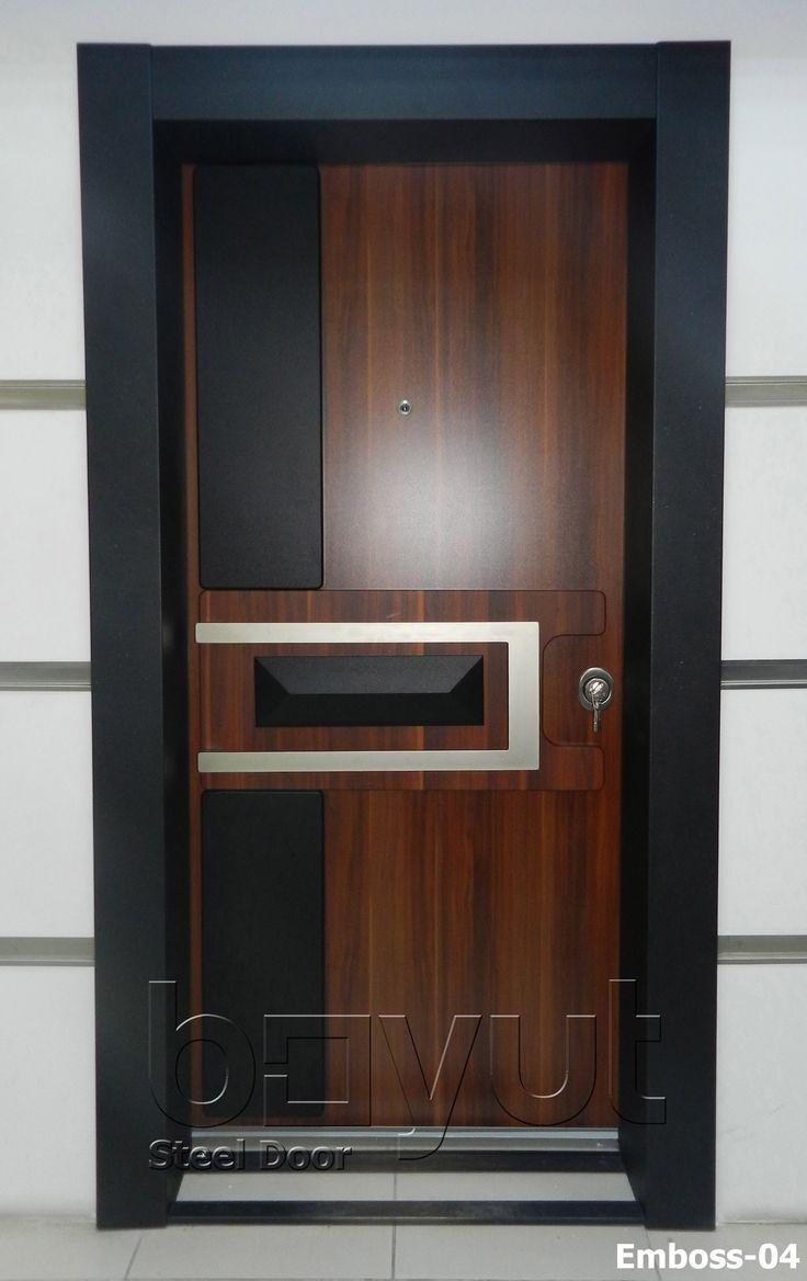 44 best boyut steel security doors images on pinterest steel model emboss 04 steel security door entrance door rubansaba