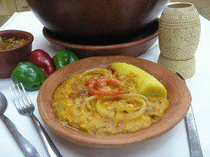 L'indio viejo, il vecchio indio, è uno dei piatti principali della tradizione culinaria del Nicaragua. La storia di questo piatto è dibattuta.