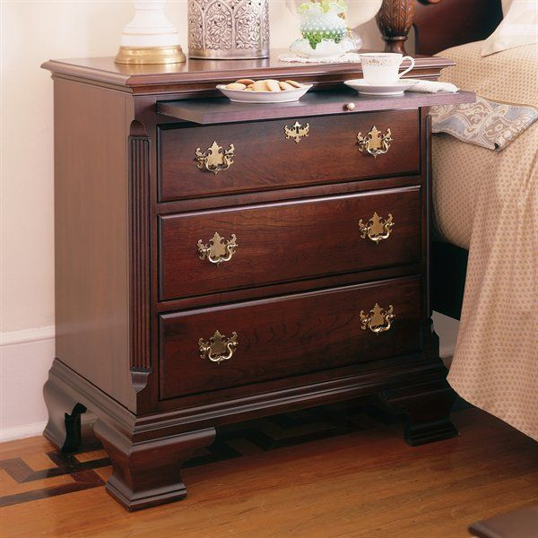 Kincaid Furniture 60 142 Carriage House Bedside Chest At Atg S Browse Our Nightstands All With Free Shipping And Best Price