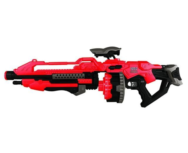 Giant Nerf Gun For Boys Sniper Scope Pistol Shotgun Vortex