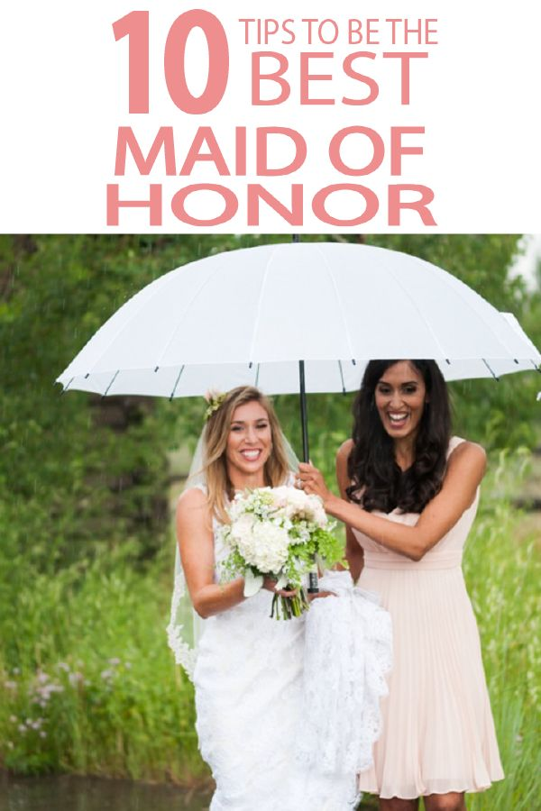 You've been asked to be the maid of honor, you're likely going to feel flattered, excited, and perhaps a little...  Read more »