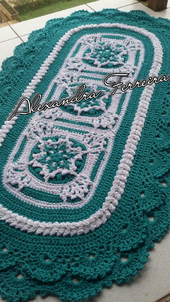 Arte Facil Tapete De Croche : Mais de 1000 ideias sobre Tapete Croche no Pinterest Tapete De