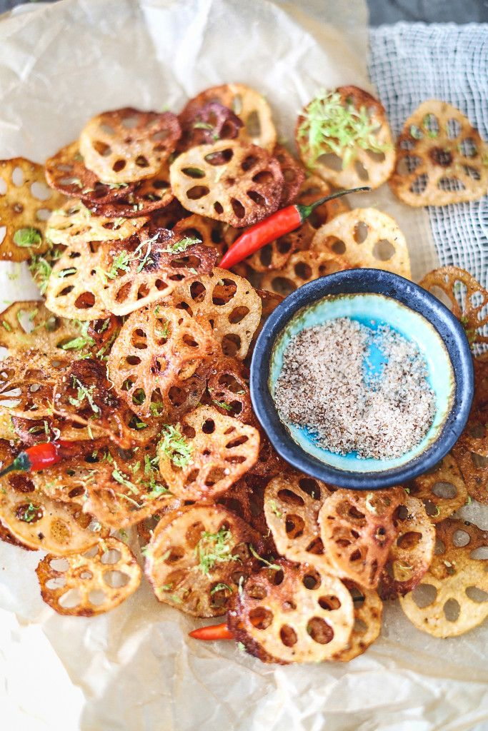 lotus root chip