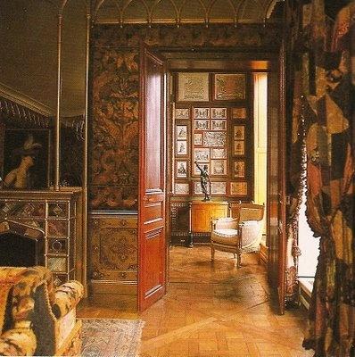 Rudolf Noureev, son appartement du Quai Voltaire à Paris