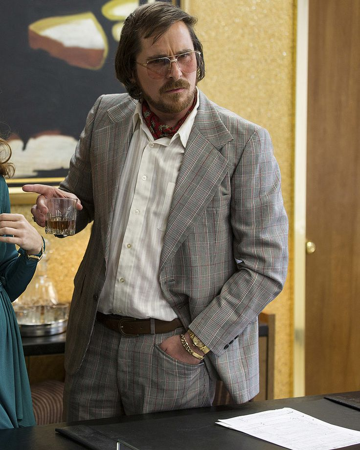 irving rosenfeld from american hustle - Good Halloween Costumes For Big Guys