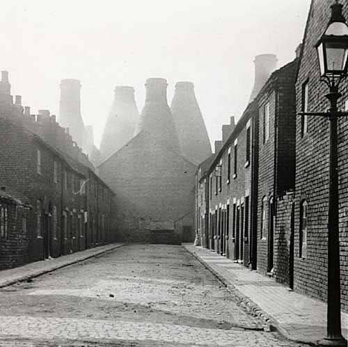 Photo owned by Cyril Tilstone - Potteries of Stoke On Trent - Facebook