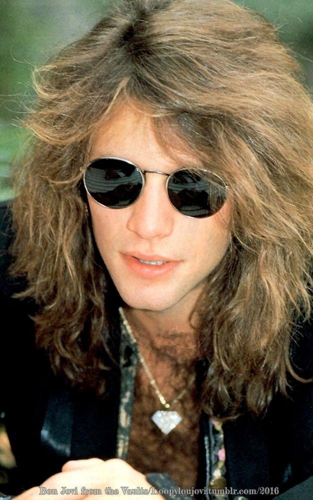 "Jon Bon Jovi. @loopyloujovi   Tumblr - ""One of my favs from the vaults - Jon, InRock Magazine 1991"""