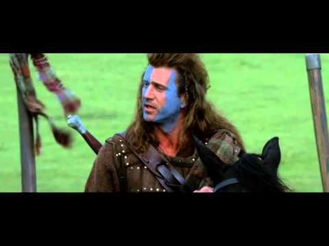 In 2017, make sure you wear your braveheart face. Braveheart: Freedom Speech, for all warrior souls #FeelTheBern!