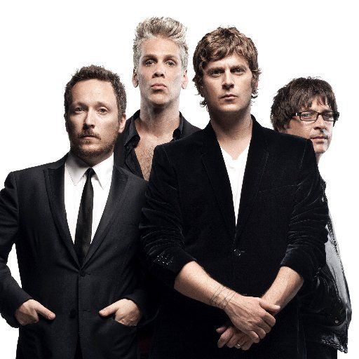 Matchbox Twenty~our all time favorite band!!