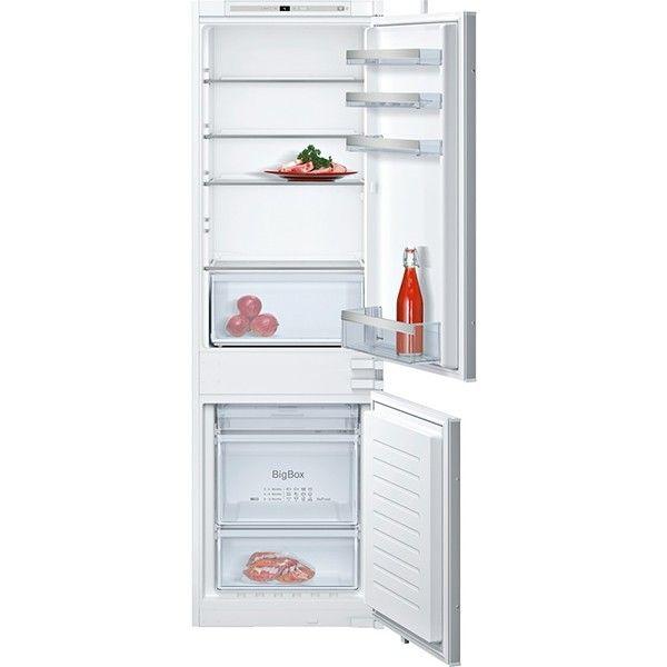 neff réfrigérateur combiné intégrable à glissière 255l a++ ki7862s30