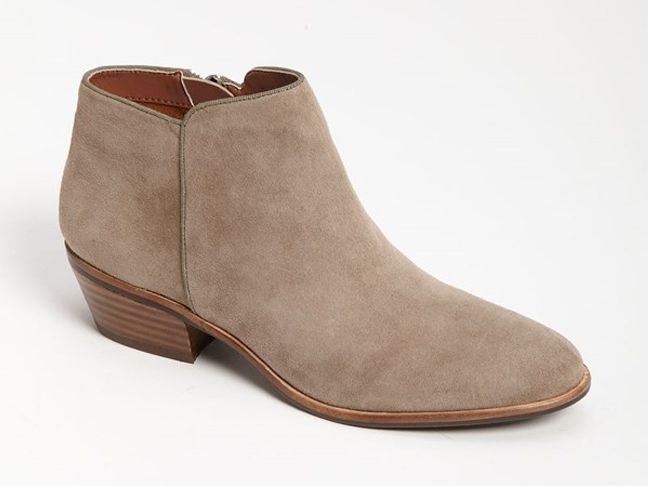 Boots for Women, Booties On Sale, Brown coffee, suede, 2017, 4.5 Acne Studios