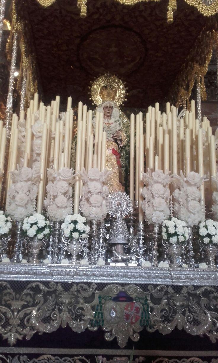 Esperanza Macarena Hermandad de la Macarena Sevilla