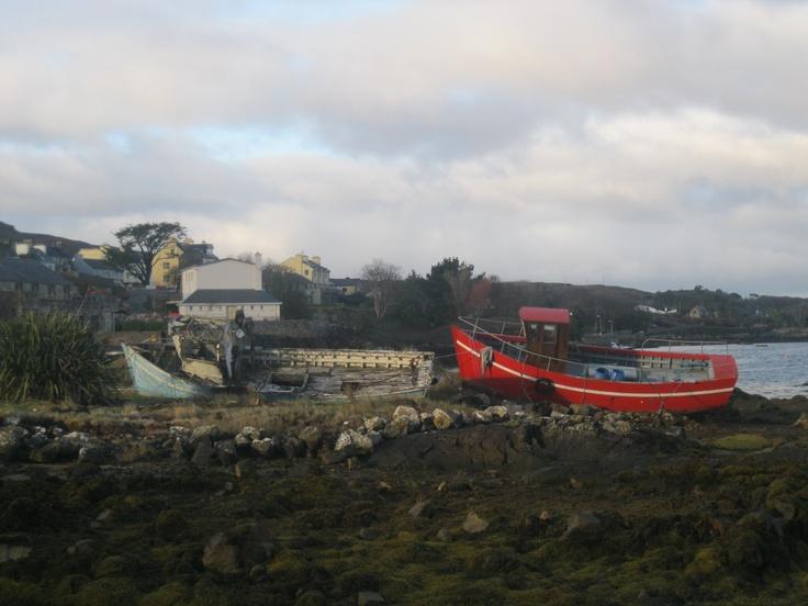 Roundstone, Connemara