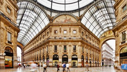 Milan: Named one of Europe's Best Places for a Weekend Trip, Best Shopping, Best Food & Wine, and Best Art & Culture #Fodors #BestofEurope