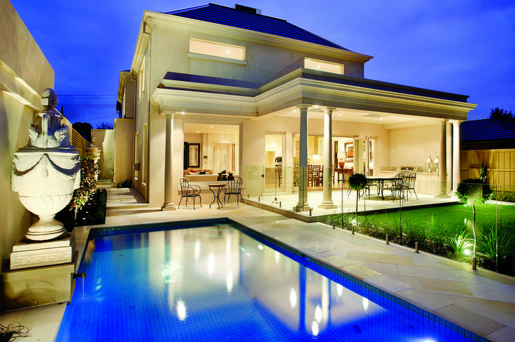 Simply spectacular, isn't it?! Like if you agree!  For more photos of our work, feel free to visit our portfolio page:http://bit.ly/1VK9haE  #homebuilder #homecontractor #homedeveloper #homedesign #Melbourne #AUS