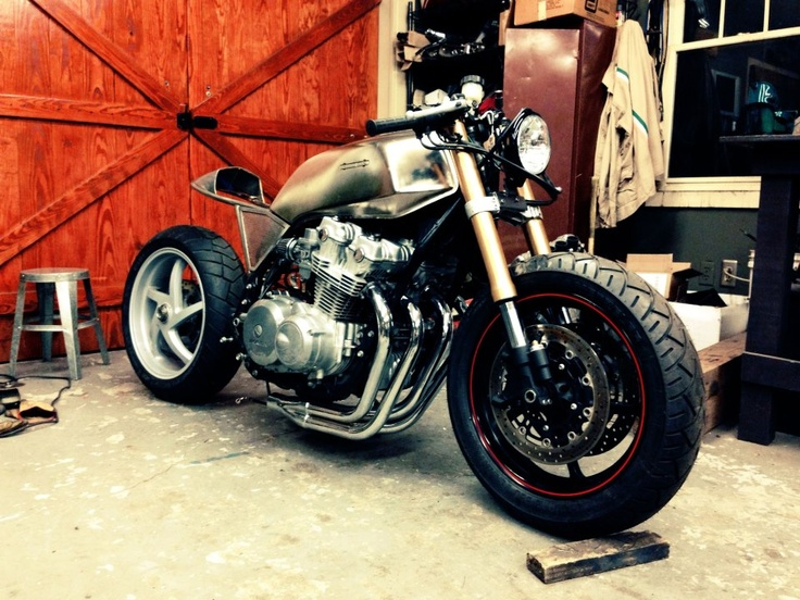 SuperStrada.....Build in progress by Classified Moto