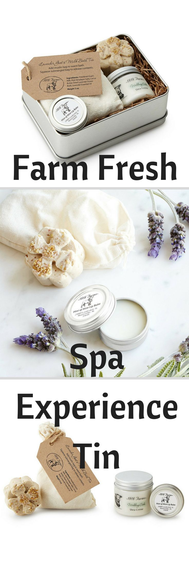 81 Best Affordable Gift Ideas Images On Pinterest Aromatherapy Velvy Goats Milk Shower Cream 1liter Licorice Ampamp Sea Butter Fresh This Homegrown Kit From Mooresville Alabama Offers Handcrafted Products For A Soothing Spa Experience Lavender And Shea