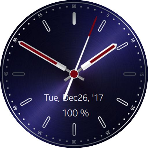 Bleu For You Watch Face Samsung Gear S2 S3 | Watch Faces