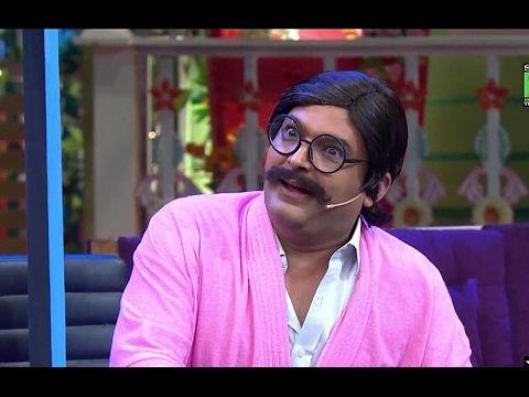 Rajesh arora is back  best of kapil sharma THE kapil sharma show