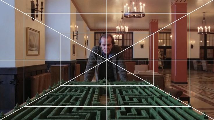 Just how obsessed was Stanley Kubrick with one-point perspective?