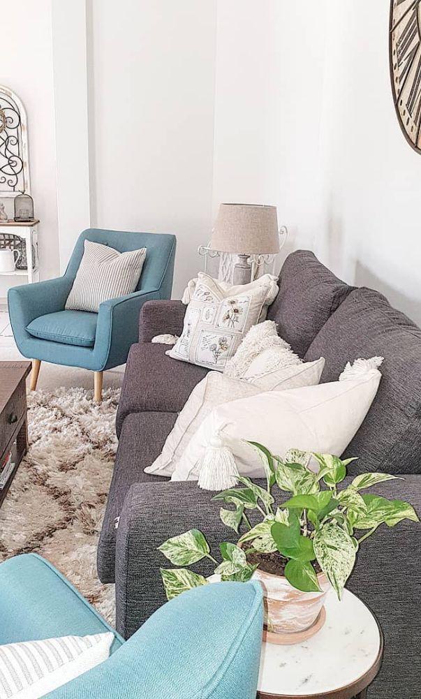 Decorating Ideas For Small Formal Living Room Rumah Kamar Impian Inspirasi