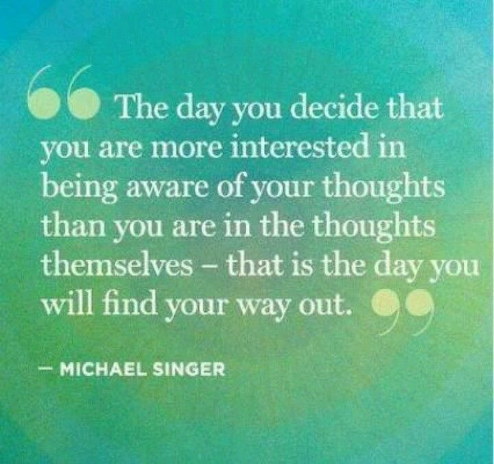 how to become self aware