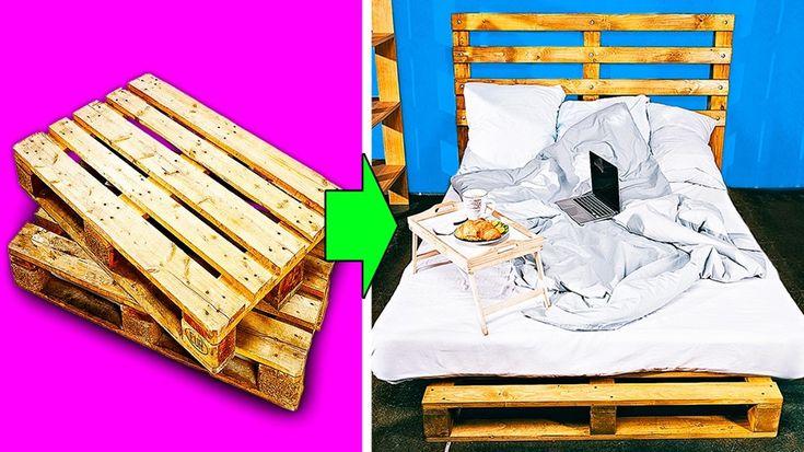 DIY furniture and home decor ideas | Diy furniture, Diy ...