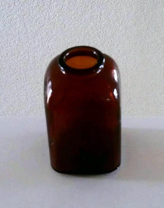 Vintage Quot Levi Garrett Snuff Bottle Quot Vintage Glass