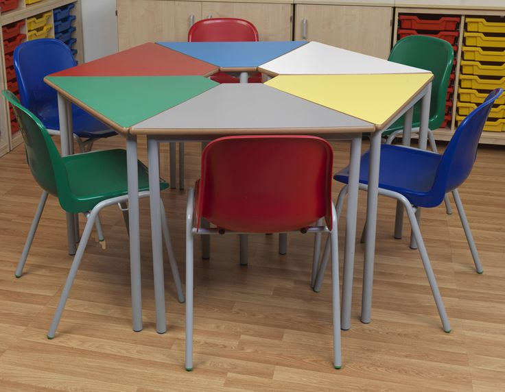 Best Classroom Furniture Images On Pinterest Classroom - Nursery tables and chairs