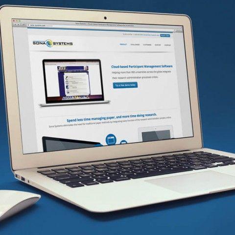 Sona Systems - Web Rebrand