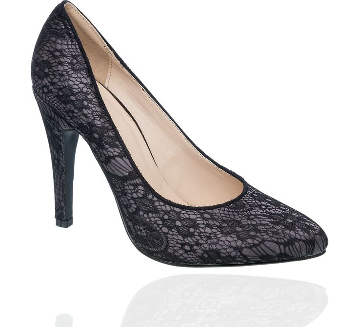 Lovely lace from Deichmann