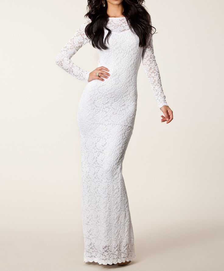 Lace maxi dress ebay