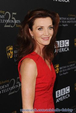 Michelle Fairley is a Northern Irish actress, best known for her roles as Catelyn Stark in the HBO series Game of Thrones.