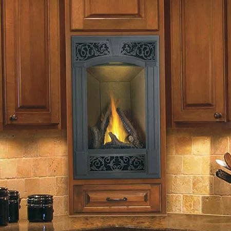 WANT!  Napoleon GD19N Vittoria Direct Vent Gas Fireplace #LearnShopEnjoy