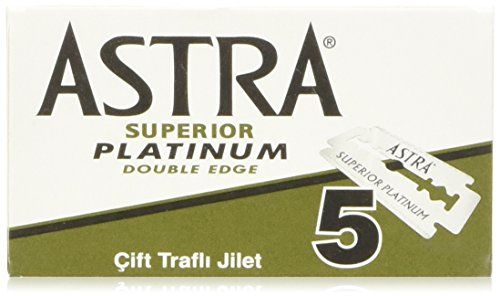 100 Astra Superior Premium Platinum Double Edge Safety Razor Blades Personal Healthcare / Health Care. For product & price info go to:  https://beautyworld.today/products/100-astra-superior-premium-platinum-double-edge-safety-razor-blades-personal-healthcare-health-care/