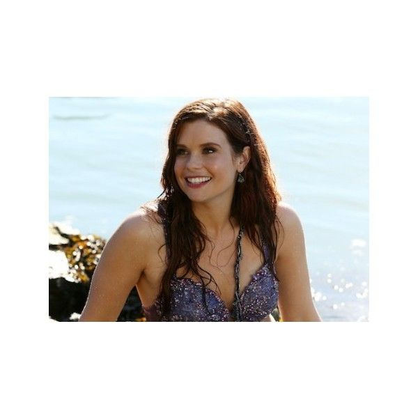 JOANNA GARCIA SWISHER ❤ liked on Polyvore featuring once upon a time, ariel and ouat