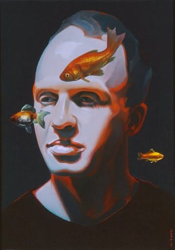 MICHAEL PETTIT is a professional artist living in Cape Town, South Africa