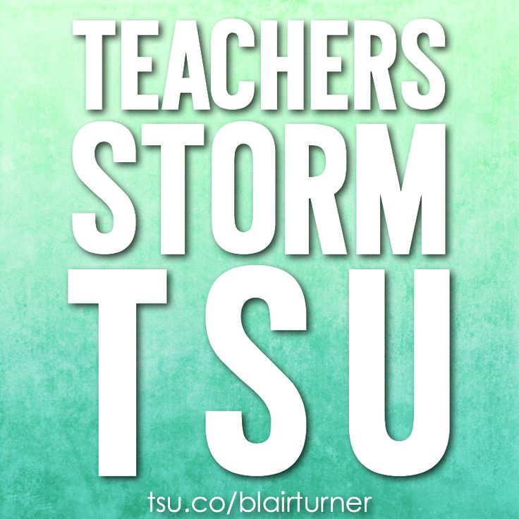 #tsu is pretty fun so far - lots of teachers are connecting on this new social networking platform