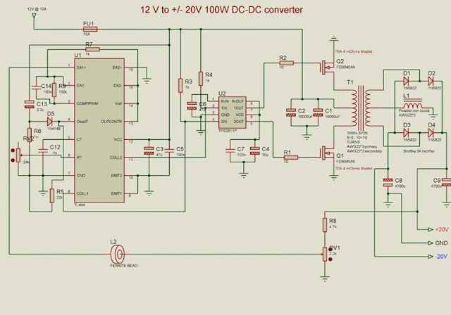 12v To