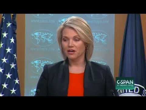 State Department Condemns Russian Video Animation of Nuclear Attack on U.S. - YouTube