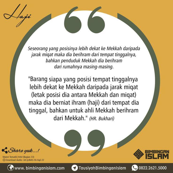 Follow @NasihatSahabatCom http://nasihatsahabat.com #nasihatsahabat #mutiarasunnah #motivasiIslami #petuahulama #hadist #hadits #nasihatulama #fatwaulama #akhlak #akhlaq #sunnah #aqidah #akidah #salafiyah #Muslimah #adabIslami #DakwahSalaf #ManhajSalaf #Alhaq #Kajiansalaf #dakwahsunnah #Islam #ahlussunnah #tauhid #dakwahtauhid #Alquran #kajiansunnah #salafy #hajisesuaisunnah #umrahsesuaisunnah #umroh #miqot #miqat #batasmiqat #pendudukMekkah #ihram #ihrom