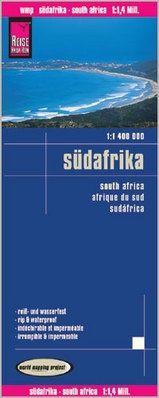 Zuid Afrika Specialist - Wegenkaarten en reisgidsen Zuid-Afrika