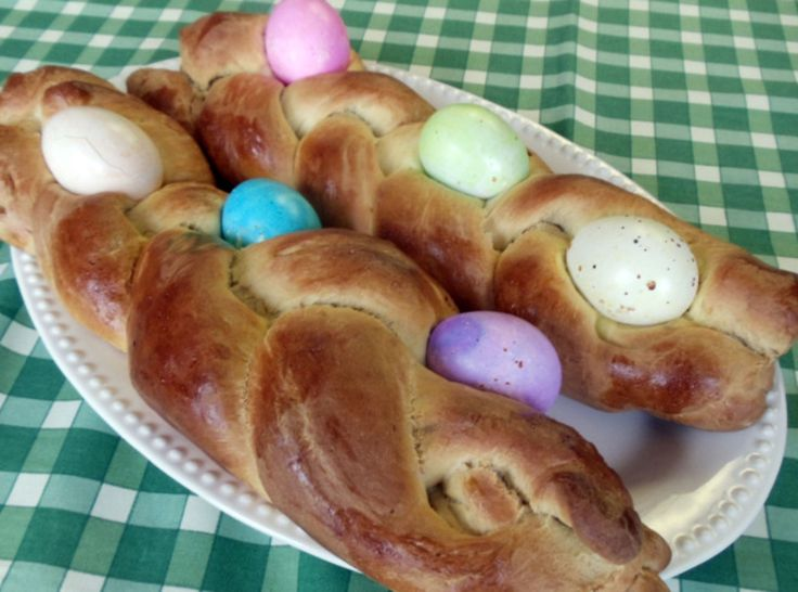 Easter bread | Holidays | Pinterest