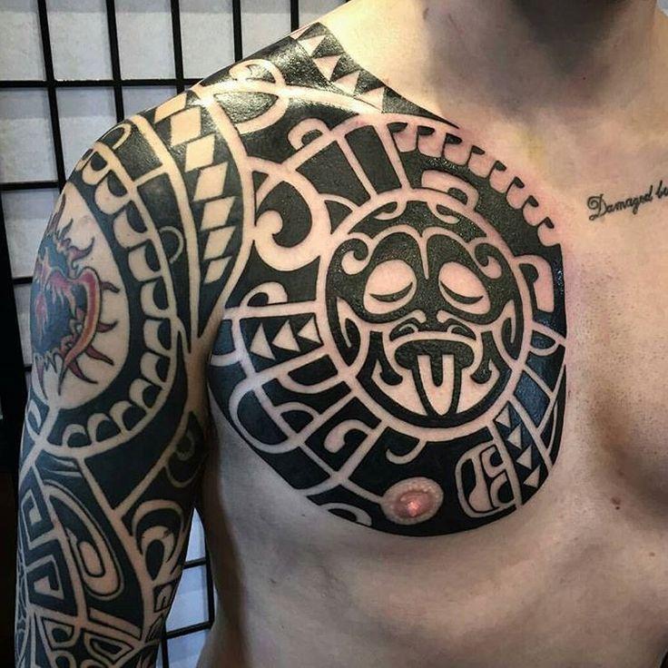 260 best tattoo maori images on pinterest polynesian tattoos polynesian tattoo designs and. Black Bedroom Furniture Sets. Home Design Ideas