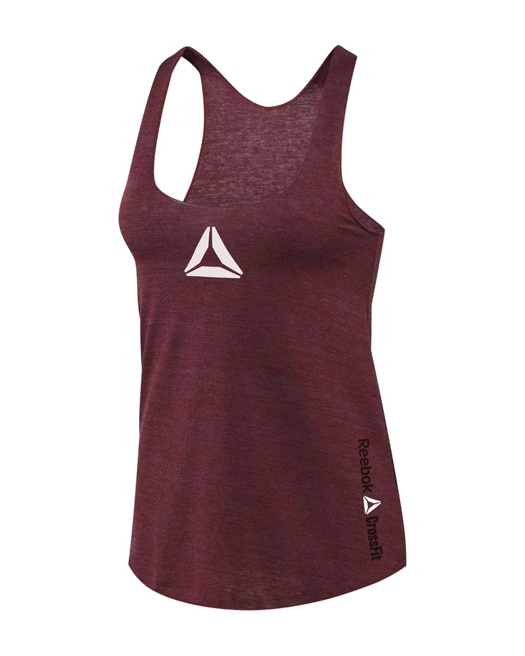 CrossFit HQ Store- Delta Racerback Tank - Women Buy Authentic CrossFit T-Shirts, CrossFit Gear, Accessories and Clothing