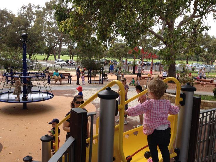 yokine reserve - toddler park