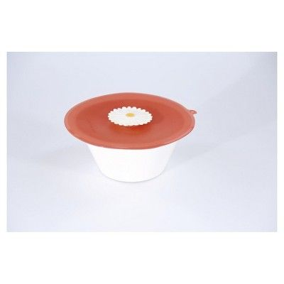 Charles Viancin 8 Silicone Lid Splatter Screen, Red